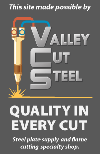 Valley Cut Steel